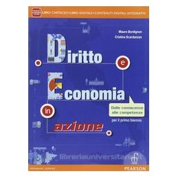 DIRITTO ED ECONOMIA IN AZIONE X BN