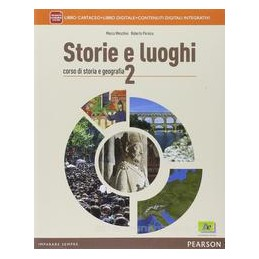 STORIE E LUOGHI 2 +ITE +DIDASTORE