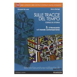 SULLE TRACCE DEL TEMPO 3 +ITE +DIDASTORE