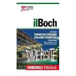 BOCH 6 ED.  DIZ.FRANCESE ITALIANO +DVD