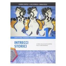 INTRECCI STORICI 1 +EBOOK