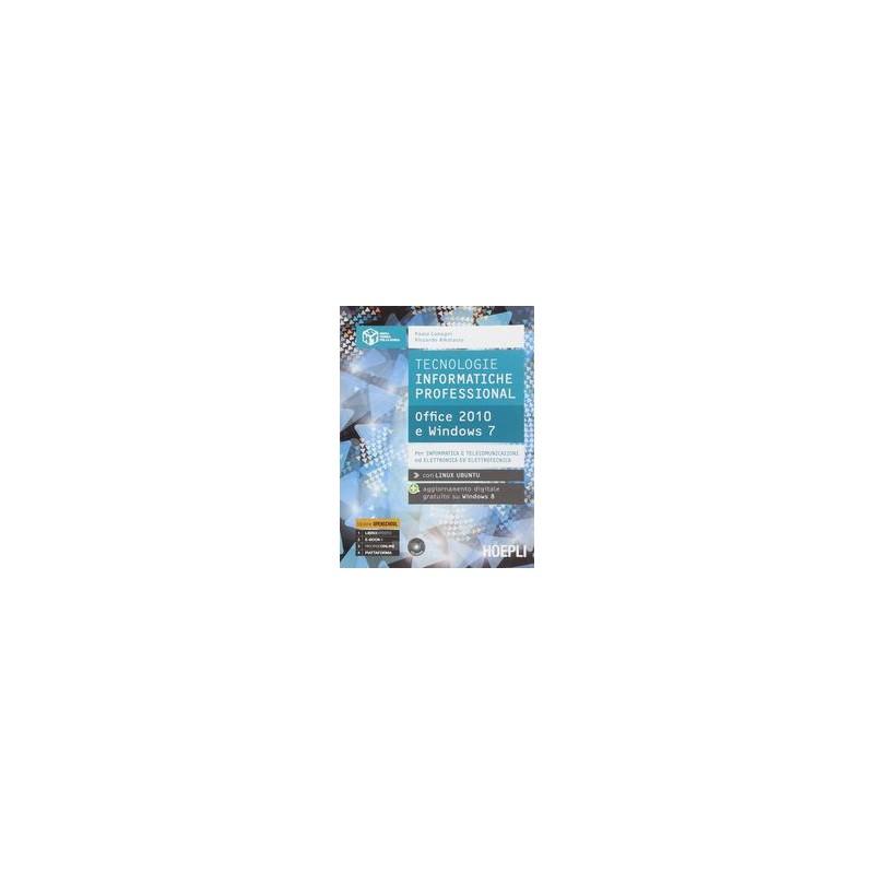 TECNOLOGIE INFORMATICHE PROFESSIONAL +CD