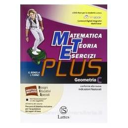 MET PLUS  GEOMETRIA C +DVD