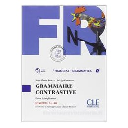 GRAMMAIRE CONTRASTIVE +CD