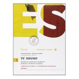 TU MISMO 1 +CUADERNO +CD