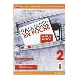 PALMARES EN POCHE EDITION TECHNO 2 +MONL