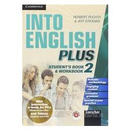 INTO ENGLISH PLUS 2 SB&WB +GRAMMAR+EBOOK