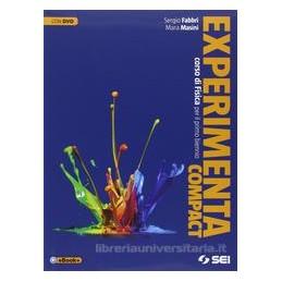 EXPERIMENTA COMPACT +DVD +EBOOK