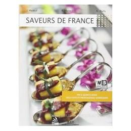 SAVEURS DE FRANCE X 5 IPSAR +CD
