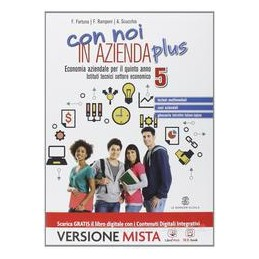 CON NOI IN AZIENDA PLUS X 5 IT ECON.