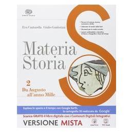 MATERIA STORIA 2 X BN