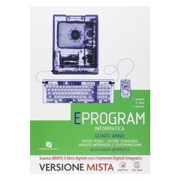 EPROGRAM X 5 IT INFO.TELEC.