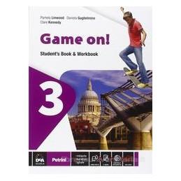 GAME ON! 3 STUDENT`S BOOK & WORKBOOK +EB