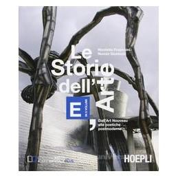 STORIE DELL`ARTE E  ART NOUV. POET.POSTM