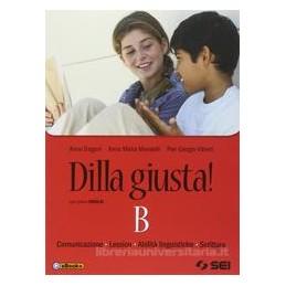 DILLA GIUSTA! B +EBOOK