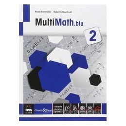 MULTIMATH BLU VOLUME 2 + EBOOK