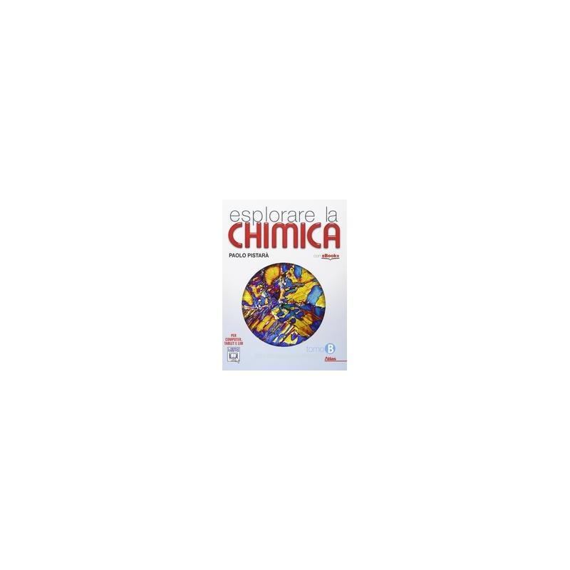 ESPLORARE LA CHIMICA B X 3,4 LIC.
