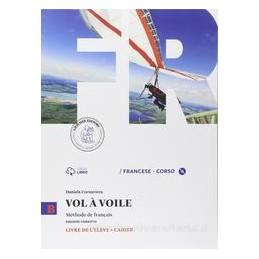 VOL À VOILE B +CAHIER +2 CD