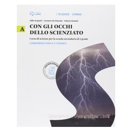 CON GLI OCCHI DELLO SCIENZIATO (4TO)+LET