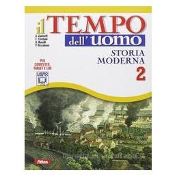 TEMPO DELL`UOMO 2 +LABORATORIO STORIA 2