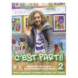 C`EST PARTI! 2 +DVD