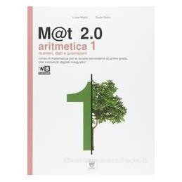 M@T 2.0  ARITMETICA 1 +GEOMETRIA 1