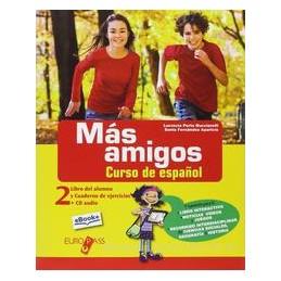 MAS AMIGOS 2 +CD