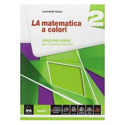MATEMATICA A COLORI ED.VERDE 2 X BN IT