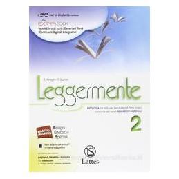 LEGGERMENTE 2 +DVD