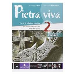 PIETRA VIVA EDIZ.AZZURRA 2 +EBOOK
