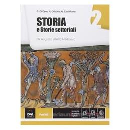 STORIA E STORIE SETTORIALI 2 +EBOOK