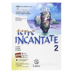 TERRE INCANTATE 2 +LETTER.TEATRO +DVD