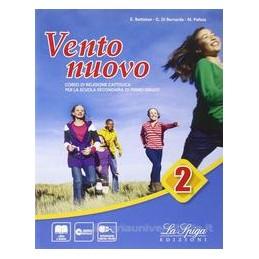 VENTO NUOVO 2 +LIBRO DIGITALE