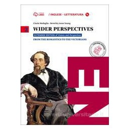 WIDER PERSPECTIVES FROM THE ROMANTICS TO THE VICTORIANS + CD ROM