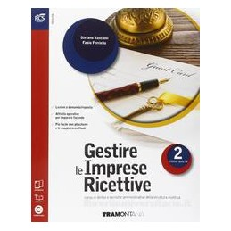 GESTIRE IMPRESE RICETTIVE 2 SET MAIOR