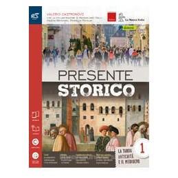 PRESENTE STORICO 1 SET MAIOR+QUADERNO