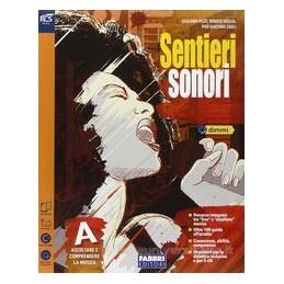SENTIERI SONORI A+B SET MAIOR+DVD