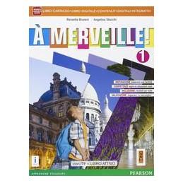 MERVEILLE! 1 ED AB VOL+AB+ITE+DIDA