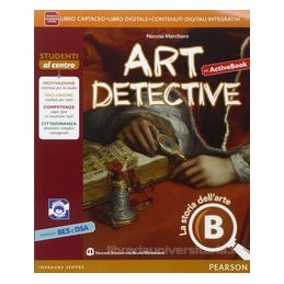 ART DETECTIVE ED AB VOL+COMUN.+ARTE+PAG+AB