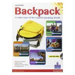 BACKPACK VOL+DVDR