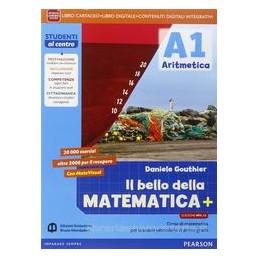 BELLO MATEMATICA 1 ARIT+GEOM+MATEV MYLAB