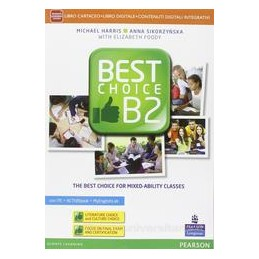 BEST CHOICE B2 ED AB VOL+AB+MYLAB+ITE+DIDA