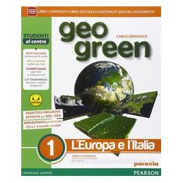 GEO GREEN 1 VOL+ATL+IMPARAFACILE+ITE+DIDA