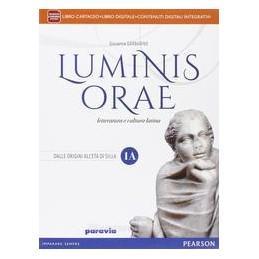 LUMINIS ORAE 1 VOL+ITE+DIDASTORE