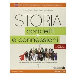 STORIA CONCETTI CONNESSIONI 1 CLIL