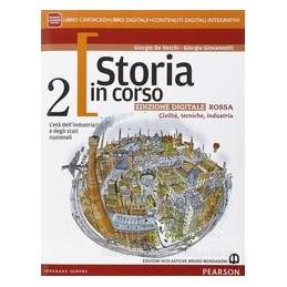 STORIA IN CORSO 2 ROSSA VOL+ITE+DIDA