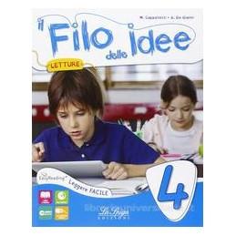 FILO DELLE IDEE 4 (IL)  Vol. 4