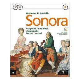 SONORA VOLUME A + VOLUME B + QUADERNO Vol. U