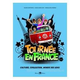 TOURNEE EN FRANCE  Vol. U