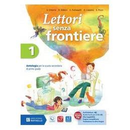 LETTORI SENZA FRONTIERE 1 + MITO + QUADERNO  Vol. 1